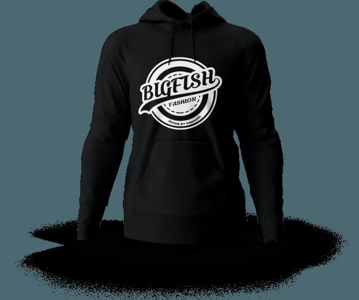 enmacdo black pullover