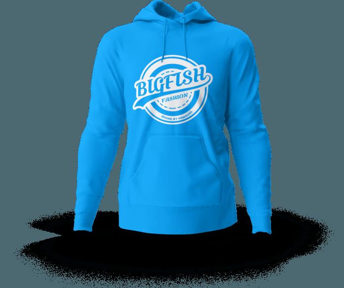 enmacdo blue pullover